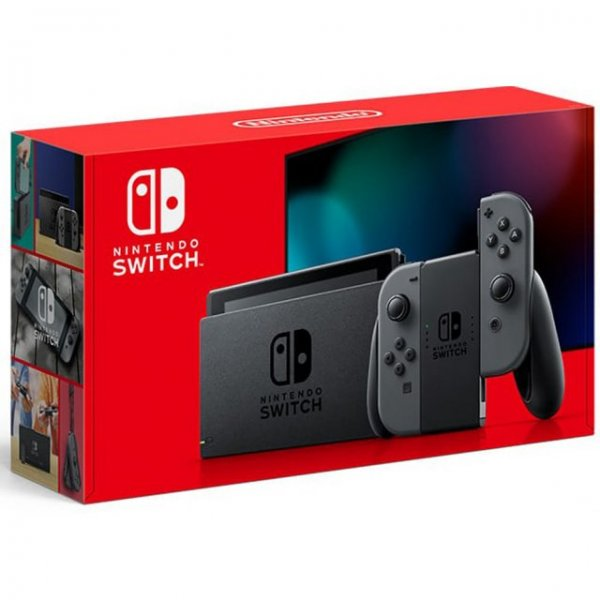 Nintendo Switch  New (Gray)