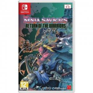 The Ninja Saviors: Return of the Warrior...