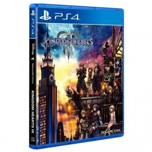 Kingdom Hearts III [Deluxe Edition] (Chi...