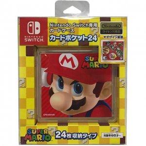 Nintendo Switch Card Pocket 24 (Super Ma...