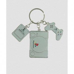 Sony Consoles Keychain - PlayStation 1