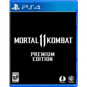 Mortal Kombat 11 [Premium Edition] (Engl...