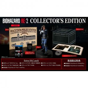 Biohazard Re:2 [Collector's Edition] (E-...