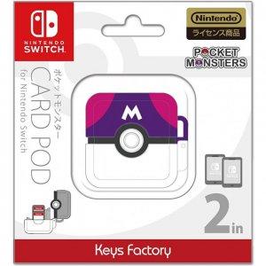 Pocket Monsters Card Pod for Nintendo Sw...