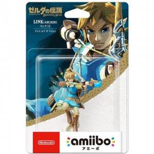 amiibo The Legend of Zelda: Breath of th...