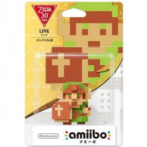 amiibo The Legend of Zelda Series Figure...
