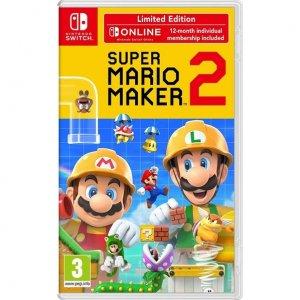 Super Mario Maker 2 [Limited Edition]