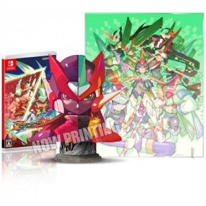 Rockman Zero & ZX Double Hero Collec...