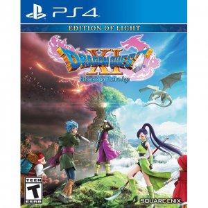 Dragon Quest XI: Echoes of an Elusive Ag...