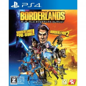 Borderlands [Double Deluxe Collection] (...