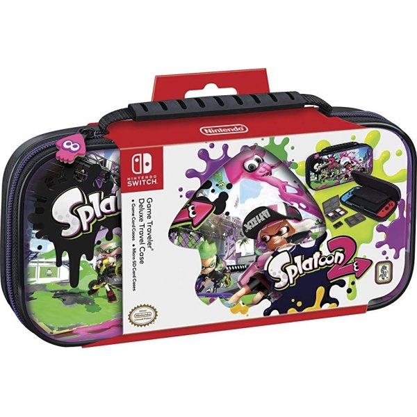 Nintendo Switch Deluxe Splatoon 2 Travel Case