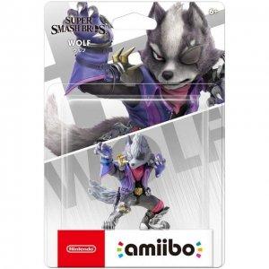 amiibo Super Smash Bros. Series (Wolf)