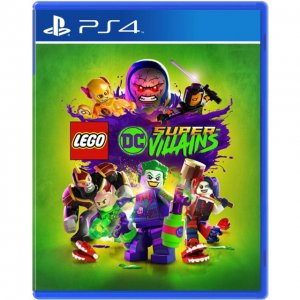 LEGO DC Super-Villains (Chinese & En...