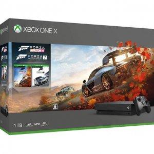 Xbox One X 1TB (Forza Horizon 4 Bundle)