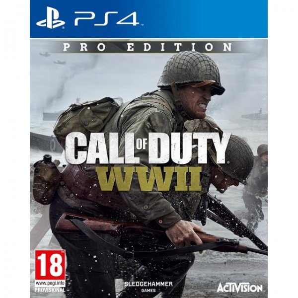 Call of Duty: WWII [Pro Edition] (English & Chinese Subs)