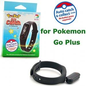 Pocket Auto Catch for Pokemon Go Plus