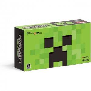 Minecraft New Nintendo 2DS LL Creeper Ed...