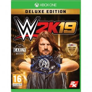 WWE 2K19 [Deluxe Edition]