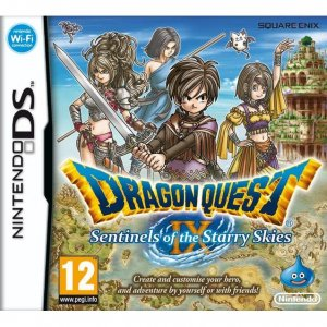 Dragon Quest IX: Sentinels of the Starry...