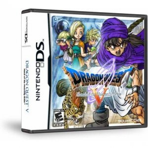 Dragon Quest V: Hand of the Heavenly Bri...