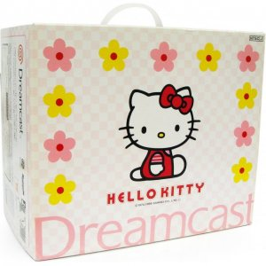 Dreamcast Console - Hello Kitty Special ...
