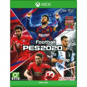 eFootball PES 2020 (Multi-Language)