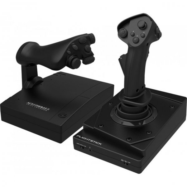 Ace Combat 7 Skies Unknown Hotas Flight Stick for PlayStation 4