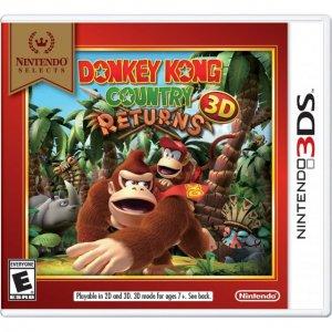 Donkey Kong Country Returns 3D (Nintendo...