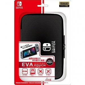 EVA Pouch for Nintendo Switch (Black)