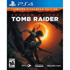 Shadow of the Tomb Raider [Limited Steel...
