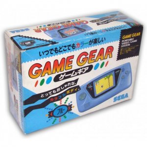 Game Gear Console - Light Blue Special E...