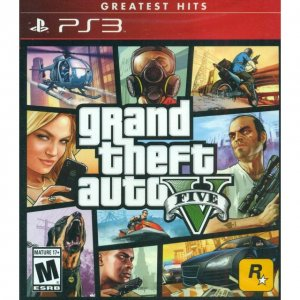 Grand Theft Auto V (Greatest Hits)