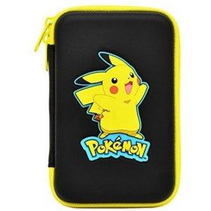 HORI Pikachu Hard Pouch for New Nintendo...