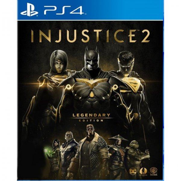 Injustice 2: Legendary Edition (English Subs)