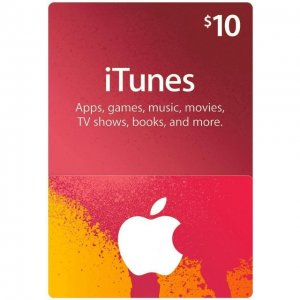 iTunes Card (US$ 10 / for US accounts on...