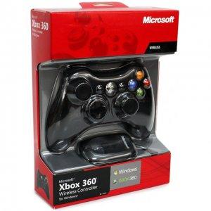 Microsoft Xbox360 Wireless Controller fo...