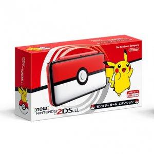 New Nintendo 2DS LL [Monster Ball Editio...