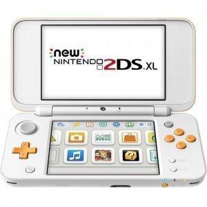New Nintendo 2DS XL (White x Orange)