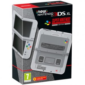 New Nintendo 3DS XL [Super Nintendo Ente...