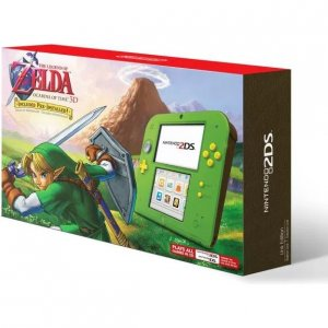 Nintendo 2DS Pre-installed The Legend of...