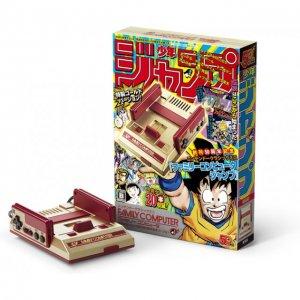 Nintendo Classic Mini Famicom Shonen Jum...