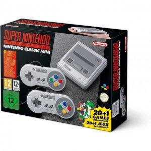 Nintendo Classic Mini: Super Nintendo En...