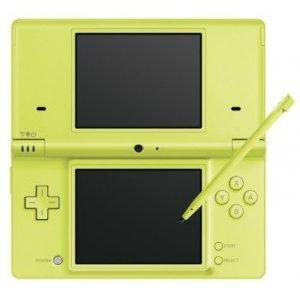 Nintendo DSi - Lime Green