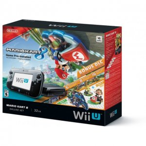 Nintendo Wii U 32GB Mario Kart 8 (Pre-In...