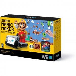 Nintendo Wii U Super Mario Maker Deluxe ...