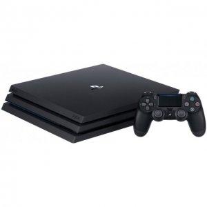 PLAYSTATION 4 PRO 1TB HDD (JET BLACK) (C...