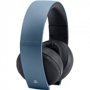 PlayStation Gold Wireless Headset - Gray...