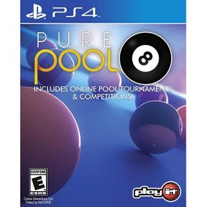 Pure Pool PS4 - PlayStation 4