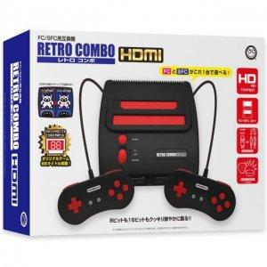 Retro Combo HDMI for FC / SFC