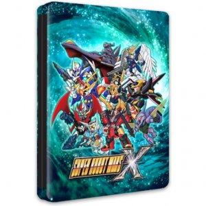 Super Robot Wars X (English Subs) [Steel...